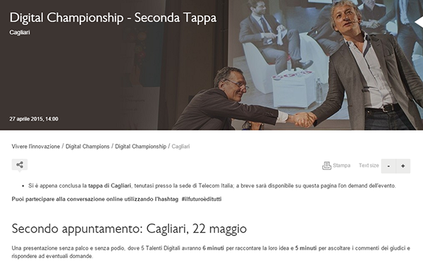 Digital Championship #2