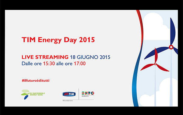 TIM Energy Day 2015