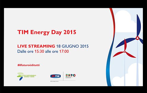 TIM Energy Day 2015