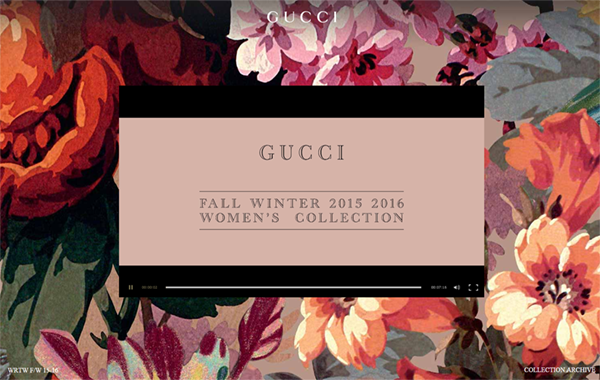 Women's Collection F/W 2015-16