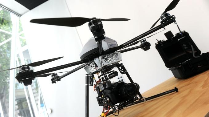 Drone Skyrobotic SR-6