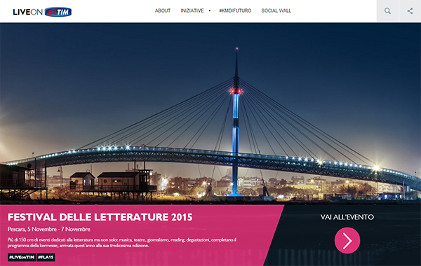 Festival delle Letterature 2015