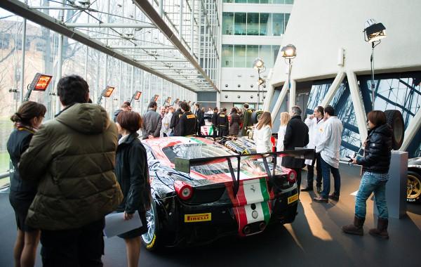 Pirelli Motorsport F1 2013