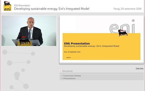 ESG Presentation