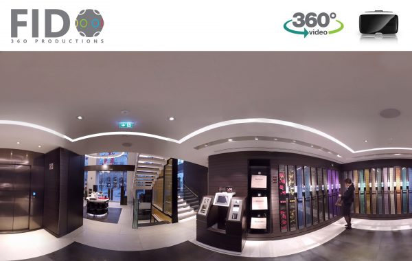 Nespresso Store Virtual Tour