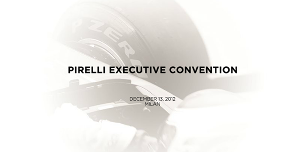 Pirelli Executive Convention 2012