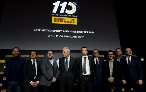 Pirelli Motorsport 2017 – Torino