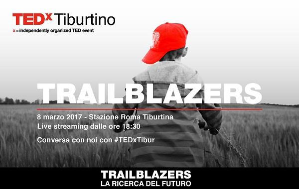TEDx Tiburtino – La ricerca del futuro