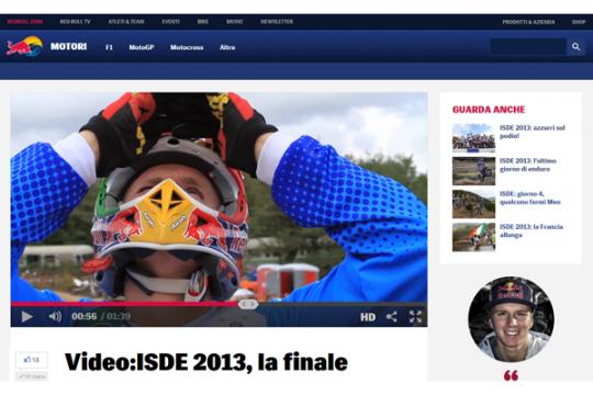 International Six Days Enduro 2013