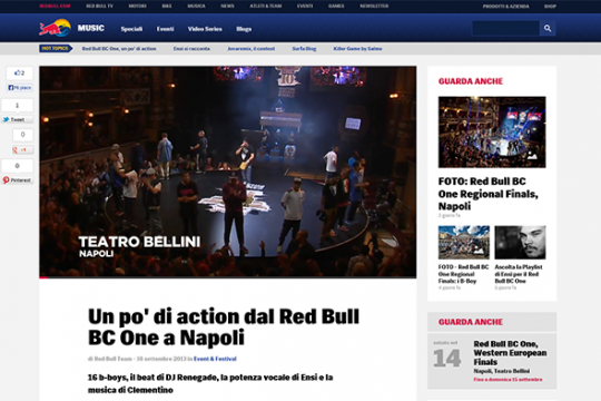 Red Bull BC ONE Western European Finals