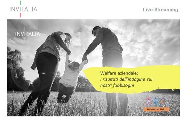 Welfare aziendale Invitalia