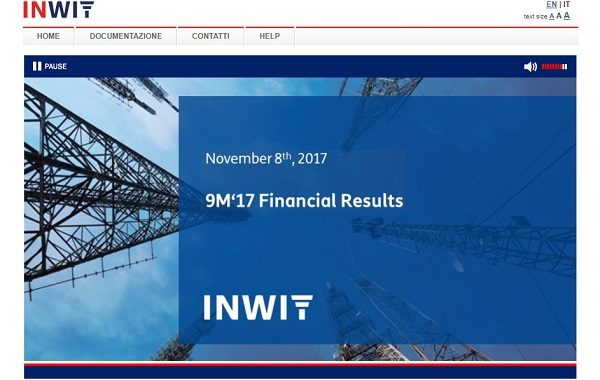 9M 2017 Financial Results