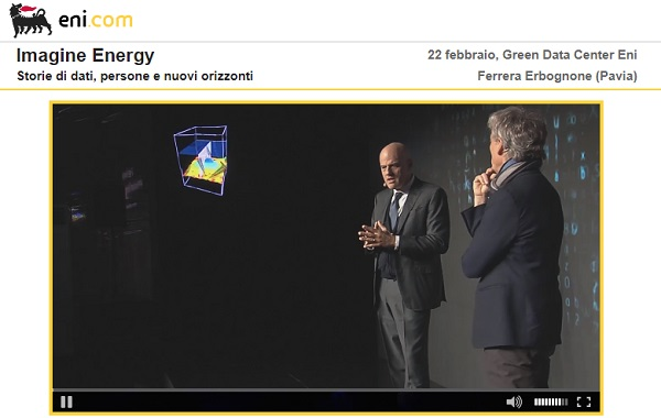 "Eni ""Imagine Energy"""