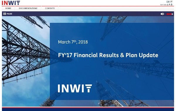 FY'17 Financial Results & Plan Update