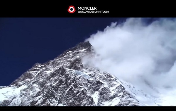 Moncler WW Summit 2018