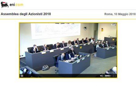 Assemblea degli Azionisti 2018