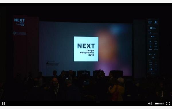NEXT Design Perspectives 2018