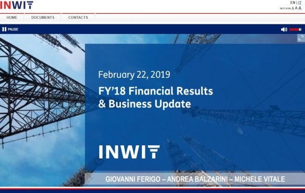 FY'18 Financial Results