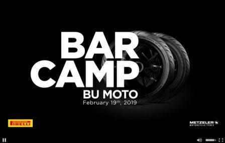 Pirelli Barcamp BU Moto 2019