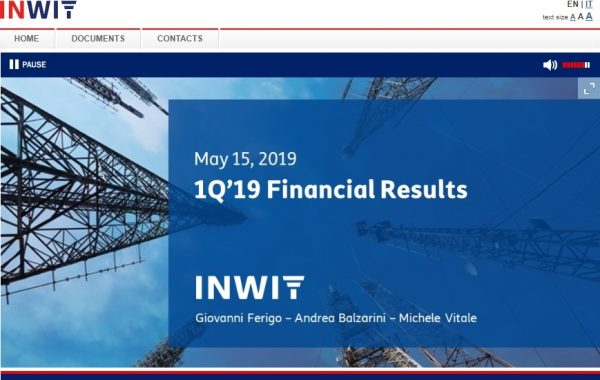 1Q 2019 Financial Results
