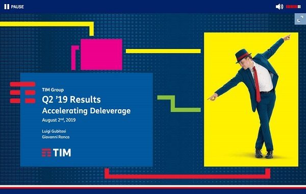 2Q 2019 Financial Results