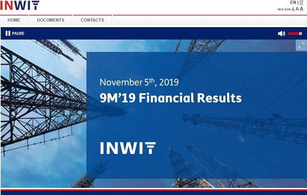 9M 2019 Financial Results