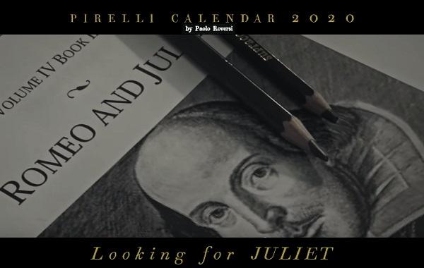 Calendario Pirelli 2020