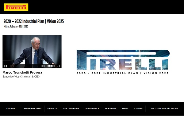 2020–2022 Industrial Plan | Vision 2025