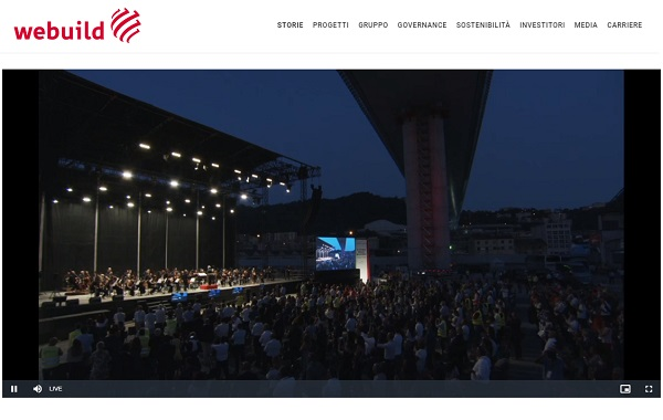 """Concerto """"Il Nuovo Ponte di Genova"""""""