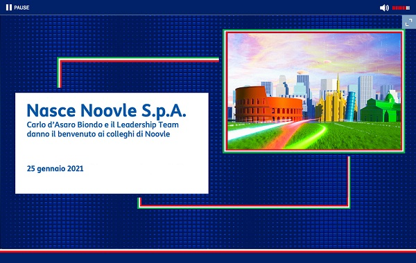 Noovle S.p.A. – il cloud italiano