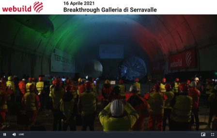 Breakthrough Galleria di Serravalle