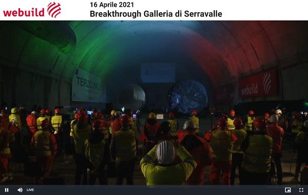 Breakthrough Galleria di Serravalle