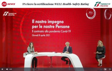 FS Italiane – certificazione WELL Health-Safety Rating