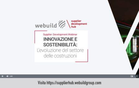 Webuild – Supplier Development Webinar